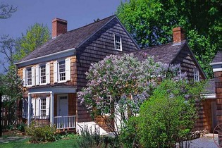 The Birthplace ca. 2000. Photo by George Mallis.